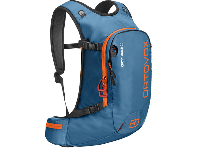 Ortovox Cross Rider 20 Backpack blue sea